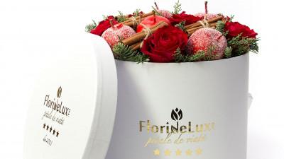 Floridelux.ro: un bun designer floral este creativ si original