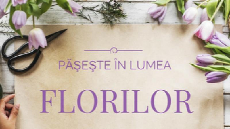 Floristica – de la pasiune, la afacere profitabilă