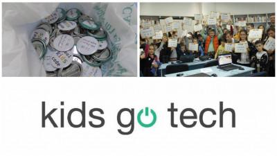 "Kids Go Tech invata copiii sa codeze de mici. Melinda Patrascu: ""Am decis sa implementam conceptul de CoderDojo si la Cluj"""