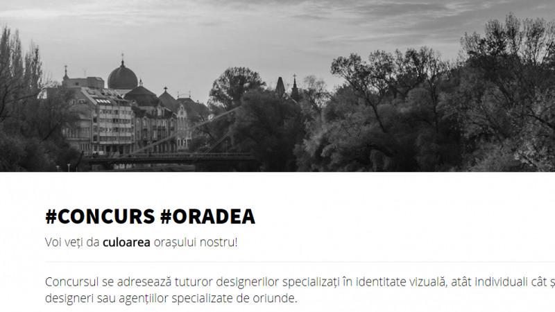 Se caută un logo pentru Oradea