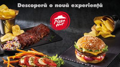 Pizza Hut introduce noul meniu în restaurantele din Plaza România, Bucureşti Mall, Promenada și Mega Mall