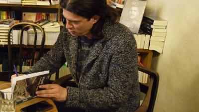 """[Bibliografii personale] Adrian Georgescu: """"Încerc să citesc cât mai mult și nu doar din plăcere. Uneori chiar îmi impun"""""""
