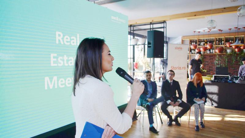 Piața locală de imobiliare, subiect de dezbatere la Real Estate Meetup