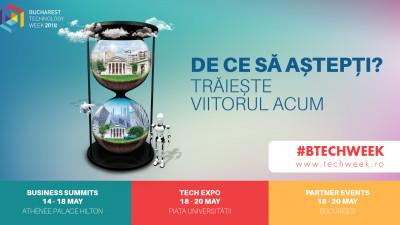 S-au deschis înregistrările pentru festivalul Bucharest Technology Week