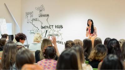 Impact Hub Bucharest organizează cea de-a doua ediție Women of Romania