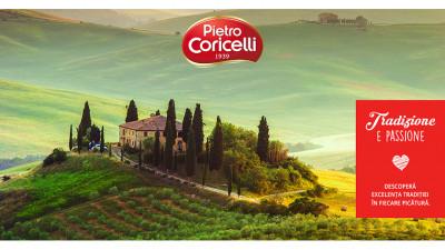 Pietro Coricelli - Vizual campanie 1