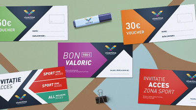 Vivertine - Stationery