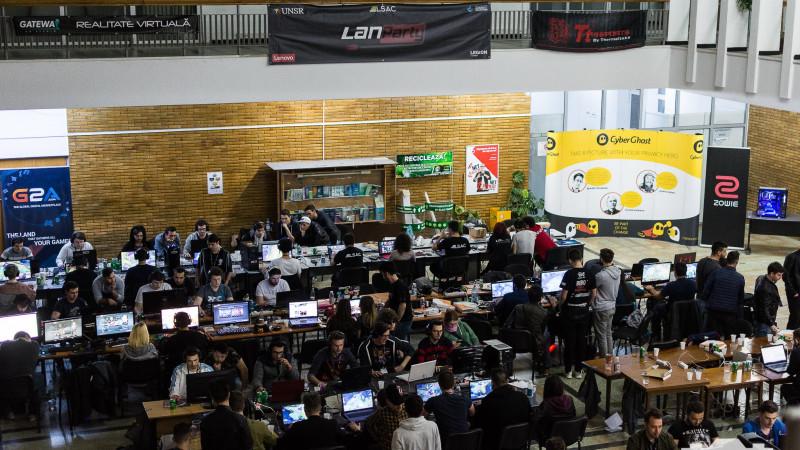 LSAC anunță a 14-a ediție LAN Party National Edition