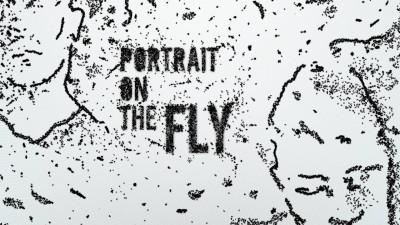 Portrait on the Fly – instalație interactivă, prezentată în premieră la POINT