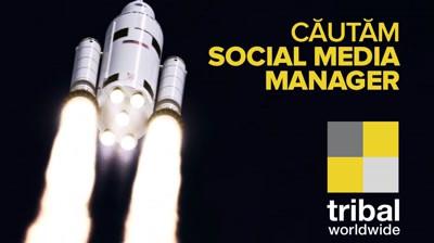 Social Media Manager @ Tribal Worldwide