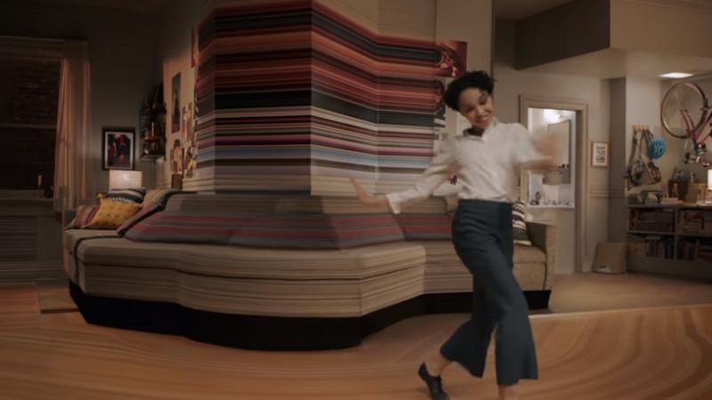 Spike Jonze și dansul împotriva unei zile obișnuite