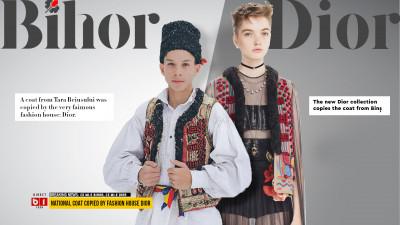 BIHOR COUTURE – O marcă tradițională românească ține piept plagiatului marilor case de modă