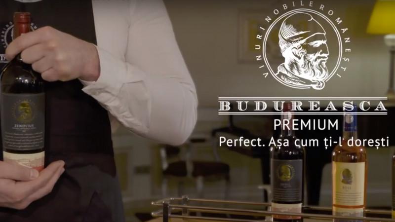 Budureasca Premium, o poveste despre perfecțiune semnată The Mansion Advertising