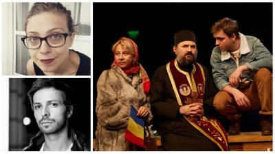 Gabriel Sandu despre Tatăl meu, preotul: A început într-un bar din București, când un tip mi-a povestit că tatăl lui e preot și a strâns semnături pentru Coaliția pentru Familie, iar el e gay