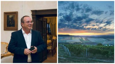 [Domeniile vinului] Claudiu Necșulescu (Jidvei): Sectorul viti-vinicol este singurul sector care a absorbit în totalitate fondurile europene în perioada 2007-2014