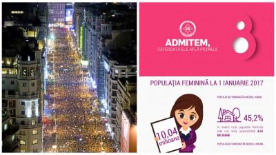 8 martie e despre femei. Dar nu numai