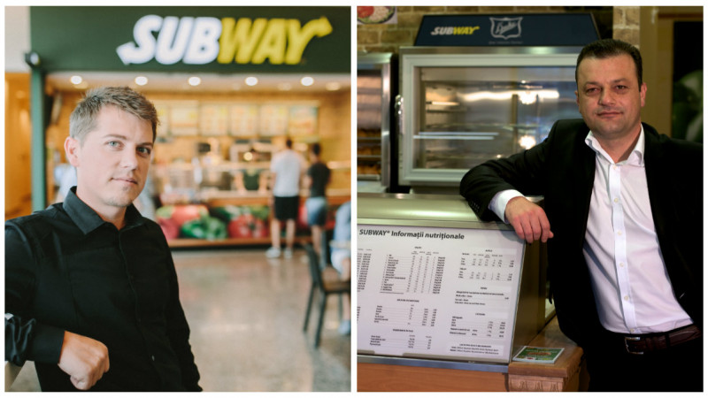 [Food court] Andrei Trifan (Subway Romania): In 2018, ne propunem sa dechidem inca 10 restaurante in tara