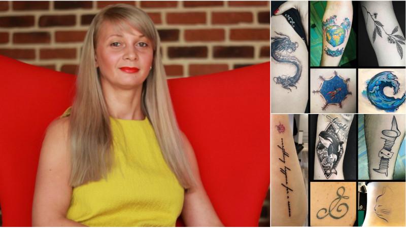 La 25 de ani de tinerețe, Lowe Group și-a tatuat angajații