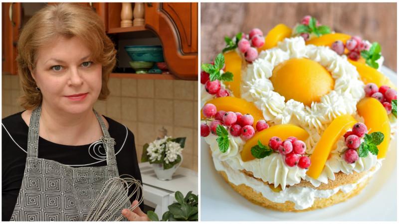 [Gustul pasiunii] Iuliana Sbîrnea (Bucate Aromate): Nimic nu mă inspiră mai mult decât deserturile. E de ajuns să mă stârnească o fotografie şi nu mai am linişte până când nu fac ceva asemănător