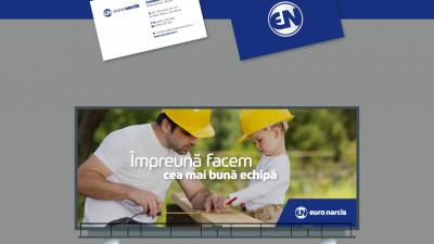 Euro Narcis - Rebranding