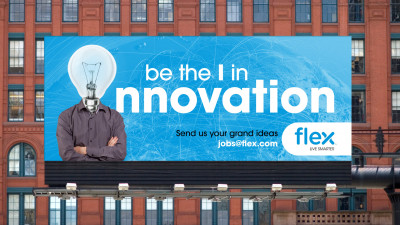 Flex - Be the I in Innovation