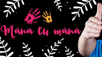 Mână cu Mână, campanie inedită - prin artă, în beneficiul copiilor din centre de plasament