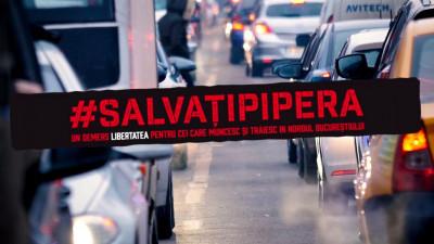 #salvatipipera, campania pentru îmbunătățirea condițiilor de trai în cel mai aglomerat cartier din București