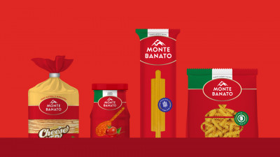 Monte Banato - Propunere Packaging