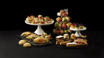 Deliciile de la Paul pot fi comandate prin serviciile de Catering și Candy Bar