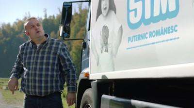Lapte SIM – Puternic romanesc. Camionul