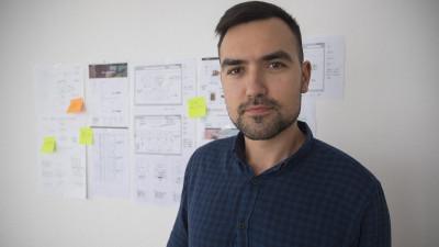 Ștefan Buda (Two & From): Am aflat pe propria piele cât de important este fiecare pixel pe un material
