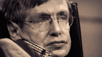Eternitate fericita, Stephen Hawking!