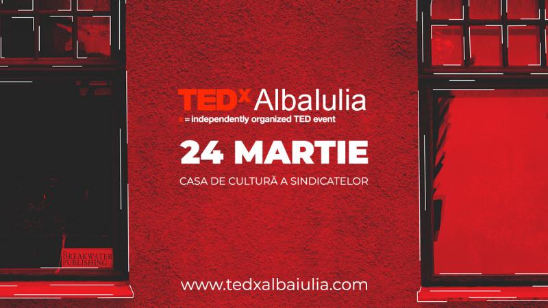 Andreea Raicu, Alin Comșa și Andreea Bebu vor urca pe scena TEDxAlbaIulia