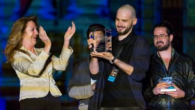 Mindscape Studio a câștigat primul concurs de video mapping organizat de Spotlight Festival