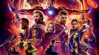 """Bătălia supremă din Universul Cinematografic Marvel se dă la cinema, în filmul """"Răzbunătorii: Războiul Infinitului"""""""