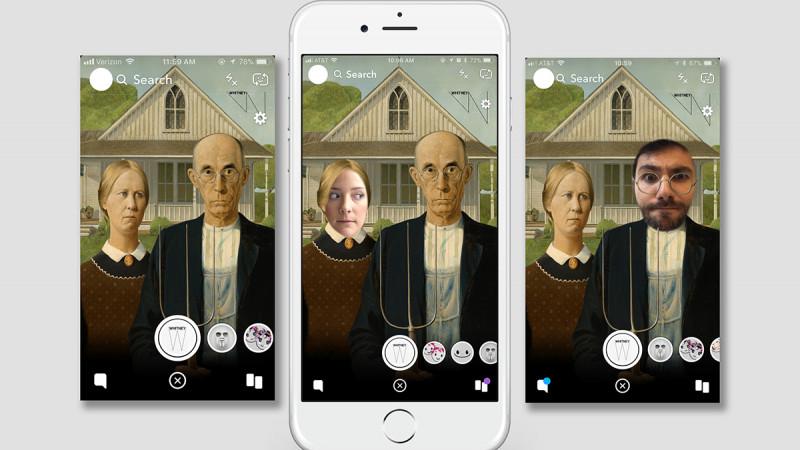 Un muzeu care își caută publicul pe Snapchat