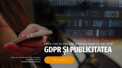 """Grecu și Asociații, împreună cu Wolters Kluwer România, organizează conferința """"GDPR și Publicitatea"""""""