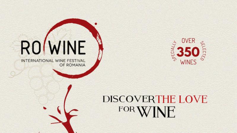Descoperă arta vinului la RO-Wine, alături de Cornel Ilie și Virgil Ianțu