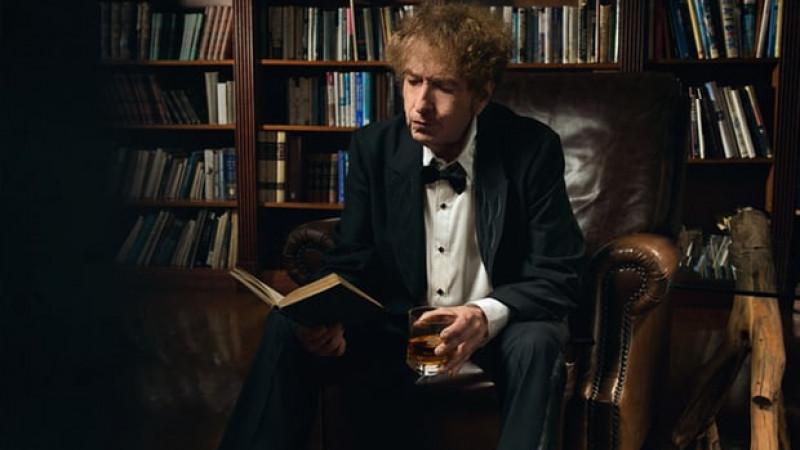 Bob Dylan lansează propria marcă de whiskey