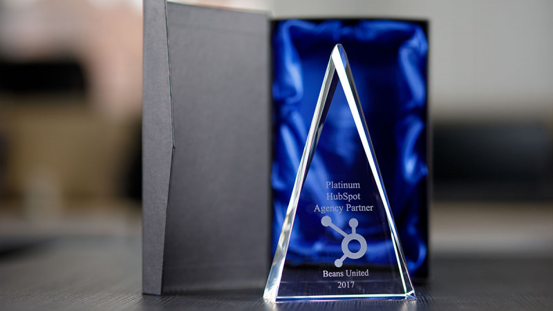 Agenția Beans United a devenit Partener Hubspot Platinum