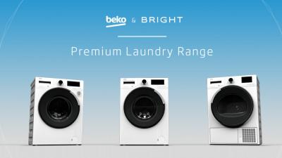 Bright Agency si Beko lanseaza un nou concept de landing page de produs pentru gama Premium Laundry Range