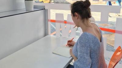 """Rusu+Borțun semnează identitatea și comunicarea proiectului """"Birou pentru un om"""" ING Tech"""