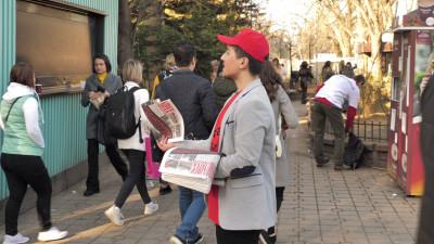 """Ziarul """"Libertatea de Pipera"""" ajunge în mâinile bucureștenilor. Continuă dezbaterea privind soluțiile la problemele celui mai aglomerat cartier"""