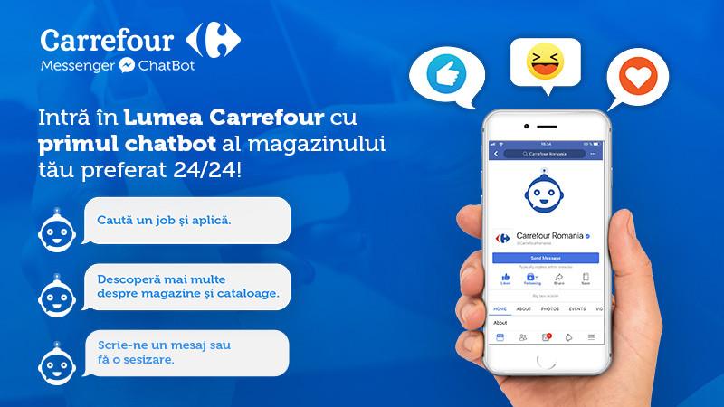 Carrefour și Centrade   Cheil duc retailul românesc (şi) mai aproape de clienţi