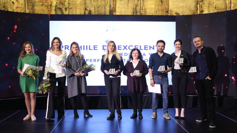 Cine au fost premianții Galei Premiilor de Excelență IAA 2018