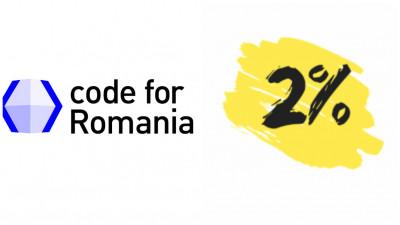 Code for Romania au lansat Redirectioneaza.ro. Ca sa-ti fie cu peste 2% mai usor sa redirectionezi impozitul pe venit