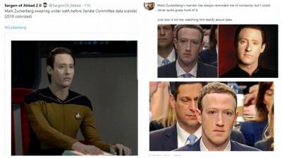 Audierea lui Zuckerberg, printre aplauze și huiduieli