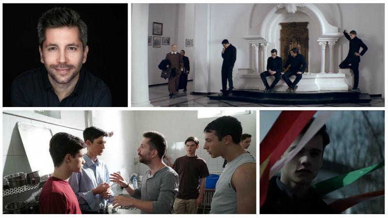 """Daniel Sandu, despre Un pas în urma serafimilor: """"Cea mai frustrantă a fost așteptarea pentru începerea filmărilor. Așteptare pe care am trăit-o din 2008 și până în 2015"""""""