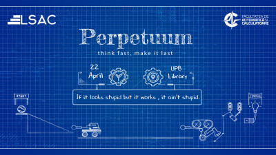 Perpetuum – Think fast, make it last!