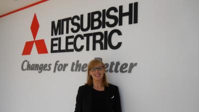 """Raffaella Fusetti (Mitsubishi Electric): """"Suntem în Era Schimbării Continue. Sau a Flexibilității. Dacă rămâi neschimbat, pierzi"""""""